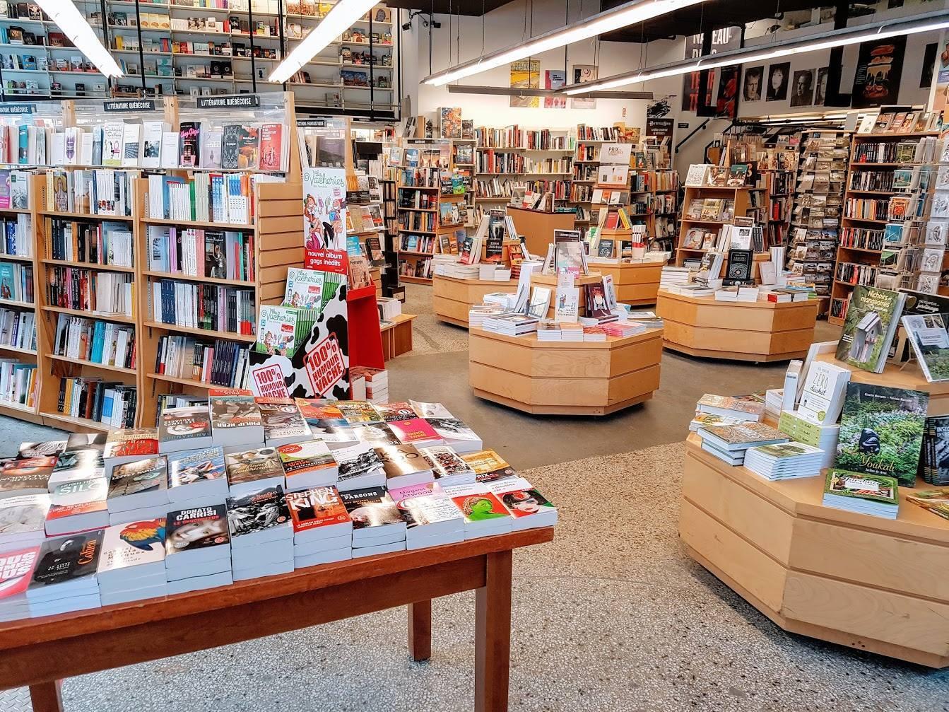 Librairie Pantoute